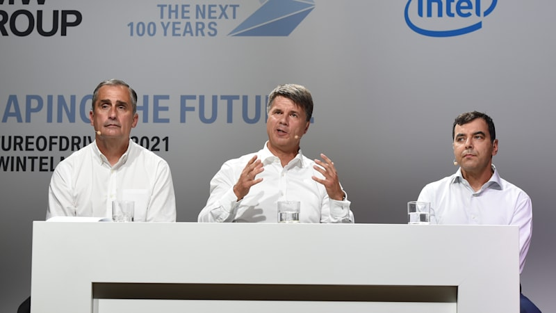 FCA joins BMW, Intel and Mobileye on autonomous car project