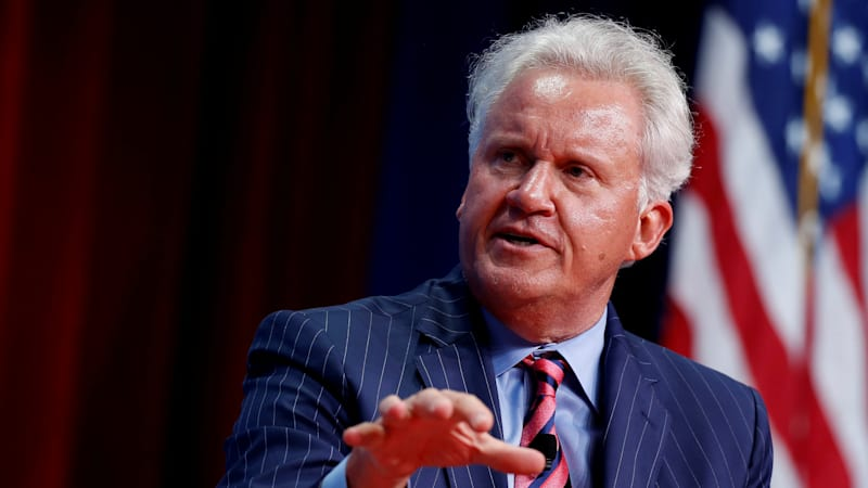 Uber favors former GE leader as its next CEO