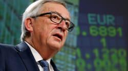 Alla fine Juncker si