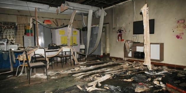 Incêndio em creche na cidade de Janaúba (MG) deixa 12 vítimas.