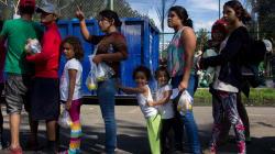 ¿La frontera está preparada para recibir la Caravana Migrante? Especialista pide a ONU un campo de