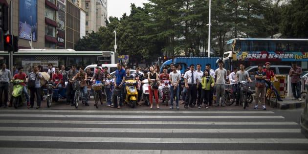 En Chine, la reconnaissance faciale sert à humilier publiquement les piétons indisciplinés
