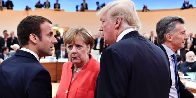Acier et aluminium: L'UE et d'autres alliés des États-Unis finalement exemptés de surtaxe (pour l'instant)
