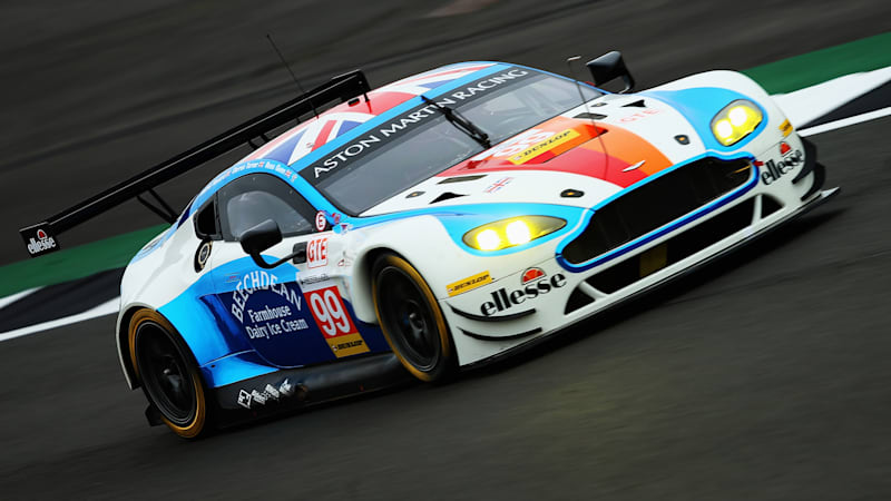 Aston Martin to open Silverstone test center - Autoblog
