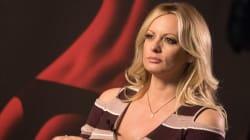 La actriz porno, Stormy Daniels, deberá pagar 300 mil dólares a Trump por