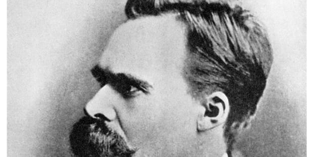 Friedrich Nietzsche, German philosopher.