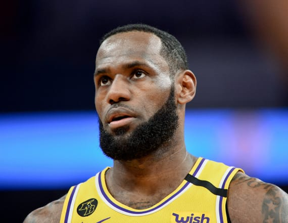 LeBron won't have 'closure' if season doesn't resume