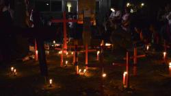 Lesvy Osorio no se suicidó, sí fue