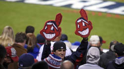 Cleveland Baseball Team To Abandon Racist Logo On Jerseys And
