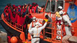 España acogerá a los 629 migrantes abandonados en el