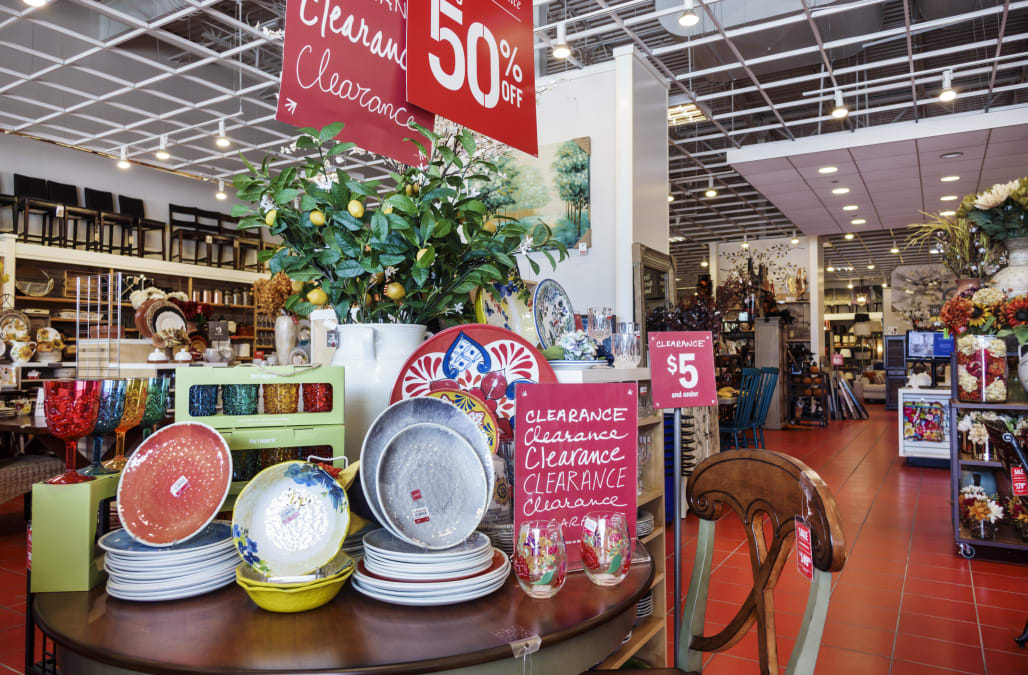 Pier 1 Imports to close dozens more stores this year - AOL