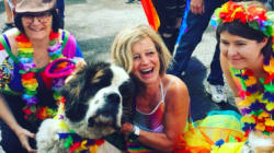 Watch Rachel Notley Live Her Best Life At Edmonton