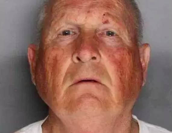 Calif. man arrested in 'Golden State Killer' case