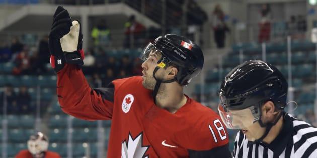 Le nom du joueur Marc-André Gragnani, natif de L'Île-Bizard, devrait être prononcé à l'anglaise, selon Hockey Canada.