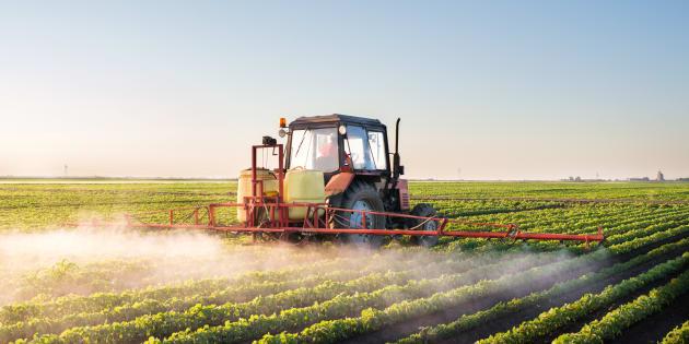 Réduire les pesticides ne nuit pas, dans 77% des cas, à la rentabilité d'une exploitation agricole