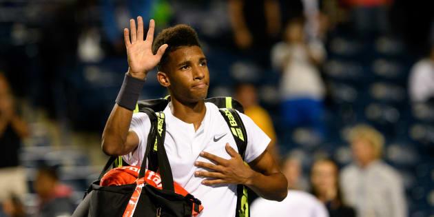 Félix Auger-Aliassime s'incline au 2e tour | Tennis — Coupe Rogers
