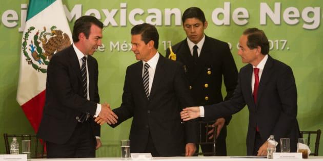 Sociedad no tolera más la corrupción: Peña Nieto