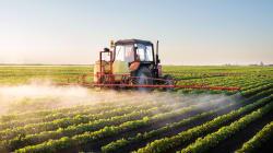 Salve sono il glifosato, il tuo pesticida