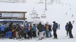 L'avalanche sur une piste à Tignes, n'a fait aucune