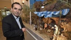 La crèche de Robert Ménard à Béziers définitivement retoquée par le Conseil