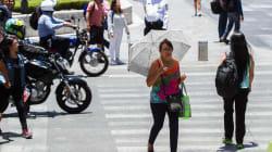 Mayo registra los días de mayor radiación solar