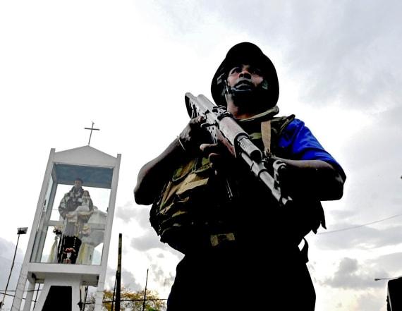 Sri Lanka officials blame islamist group for attacks
