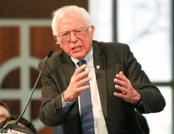 Bernie Sanders responds to Clinton's criticism