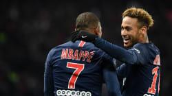 Porté par Mbappé et Neymar, le PSG empoche une victoire record contre