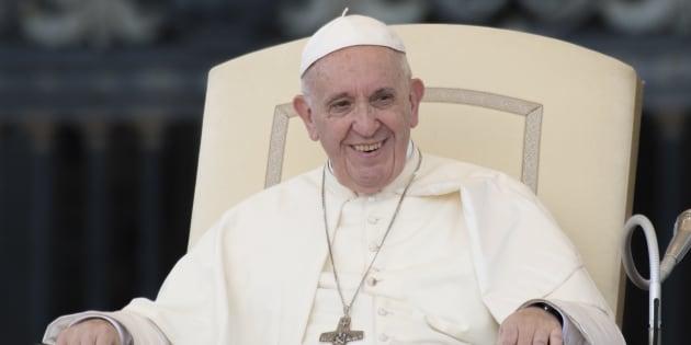 Le pape François (ici le 31 juillet au Vatican) raye la peine de mort du catéchisme de l'Église catholique
