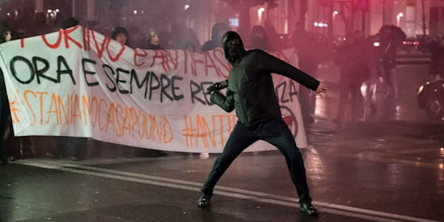 Manifestazioni a Roma, Milano e Palermo: si temono tensioni