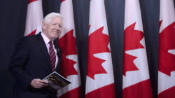 As Ontario Tories Play Up Ghost Of Bob Rae, Ex-Premier Stands