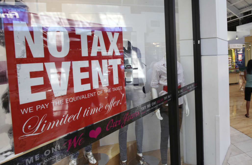 TurboTax shows you how the upcoming sales tax holiday can ...