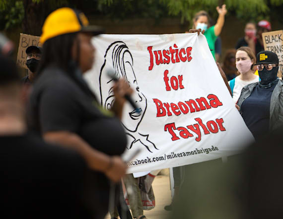 Grand jury indicts 1 officer in death of Taylor