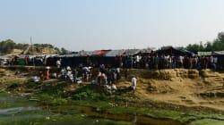 ビルマ:ロヒンギャの村が多数さら地にされる