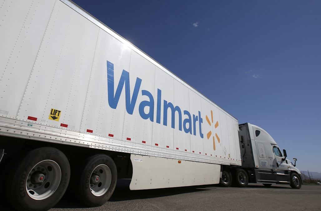 Walmart to add hundreds of new truck drivers, raise salary