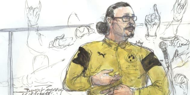 Le pire (et le pire) du 2e jour d'interrogatoire de Jawad Bendaoud