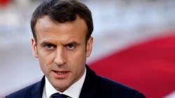 Lourde chute de la popularité de Macron et