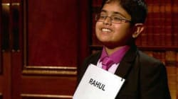 Indian-Origin Kid, With IQ Higher Than Einstein, Has Turned Into An Overnight Hero On British
