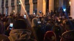 Des manifestations nocturnes en Algérie après l'annonce de la candidature de