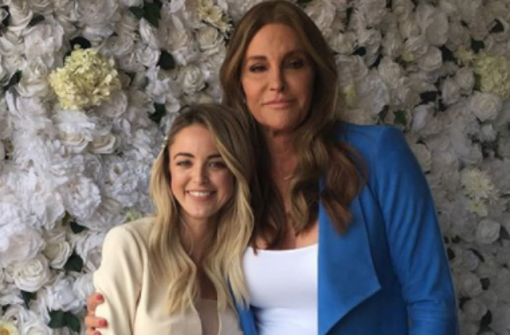 Caitlyn Jenner attends her first bridal shower amid drama