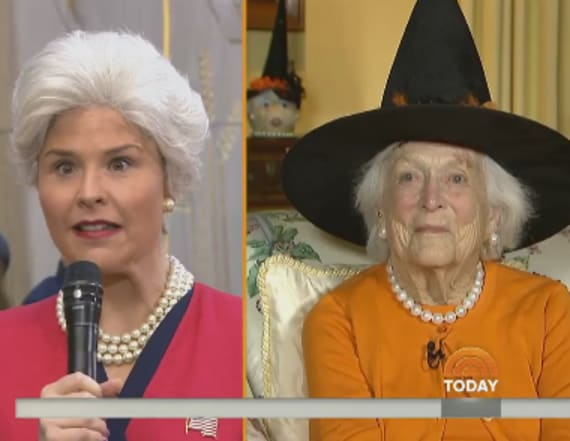 'Today' show Halloween costumes