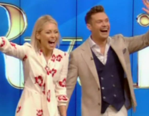 'Live With Kelly & Ryan' ratings plummet