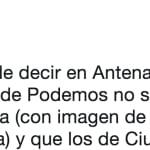 Cachondeo con lo que han dicho en Antena 3 de los votantes de Podemos: