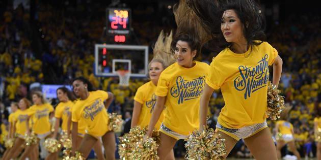 Les San Antonio Spurs se séparent de leurs pompom girls après des scandales d'abus sexuels