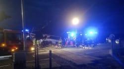 Millas: La conductrice du bus a traversé