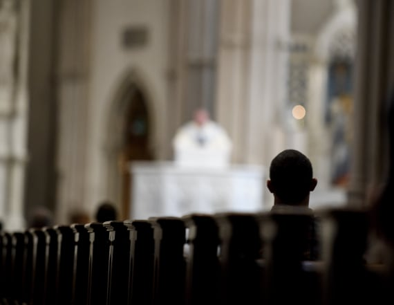 Catholics reconsidering donations amid scandals