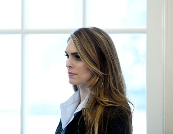 Report: Kelly called Hope Hicks 'the high-schooler'