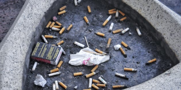 El próximo 31 de mayo se conmemora el Día Mundial sin Tabaco.