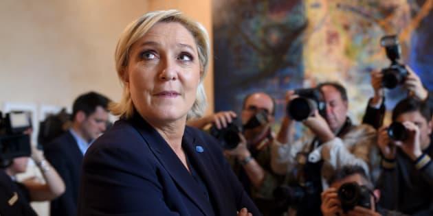 Une douzaine de médias privés d'accès à la soirée électorale de Marine Le Pen