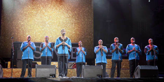 Image result for Ladysmith Black Mambazo -- WINNER